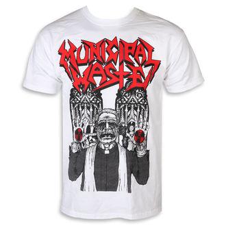 t-shirt metal men's Municipal Waste - Priest -, Municipal Waste