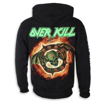 hoodie men's Overkill - Horrorscope -, Overkill
