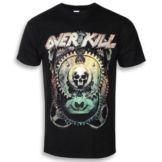 t-shirt metal men's Overkill - Tour 2017 -, Overkill