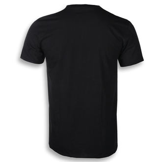 t-shirt metal men's Ramones - RED TEXT SEAL LOGO - PLASTIC HEAD, PLASTIC HEAD, Ramones