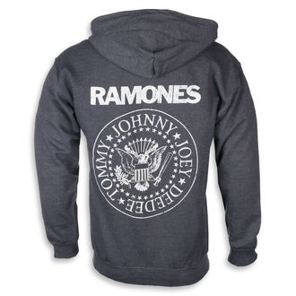 hoodie men's Ramones - HEY HO LET'S GO - PLASTIC HEAD, PLASTIC HEAD, Ramones