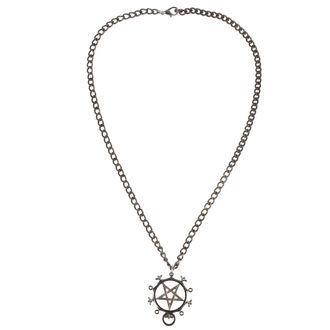 Pendant/ necklace Pentagram, FALON