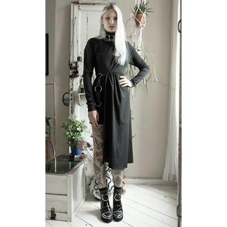 Women's dress DISTURBIA - Asymmetric Drape, DISTURBIA