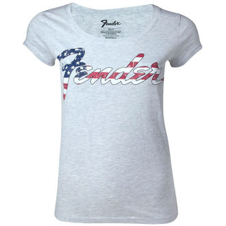 Women's t-shirt FENDER, FENDER