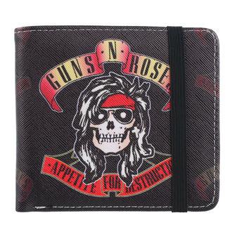 Wallet Guns N' Roses - Appetite For Destruction, NNM, Guns N' Roses