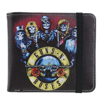 Wallet Guns N' Roses - Skeleton - RSWAGN04