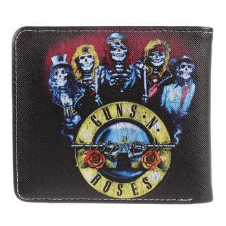 Wallet Guns N' Roses - Skeleton, NNM, Guns N' Roses