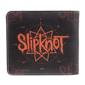 Wallet Slipknot - Pentagram, NNM, Slipknot