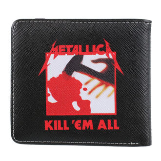 Wallet Metallica - Seek And Destroy, NNM, Metallica