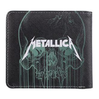 Wallet Metallica - Skull, NNM, Metallica