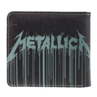 Wallet Metallica - Drip, NNM, Metallica