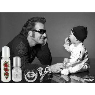 Baby gift set ROCK STAR BABY - ROSE LEOPARD - 90117