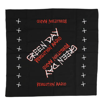 Scarf Green Day - Revolution Radio - RAZAMATAZ, RAZAMATAZ, Green Day