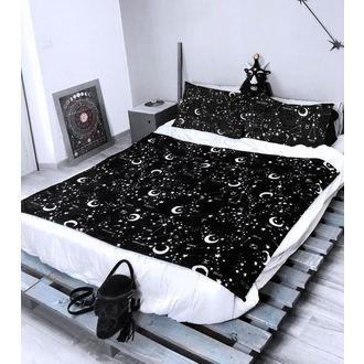 Blanket/ bedspread KILLSTAR - Starmap - BLACK, KILLSTAR