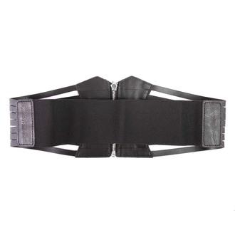 Belt POIZEN INDUSTRIES - MUSE - BLACK, POIZEN INDUSTRIES