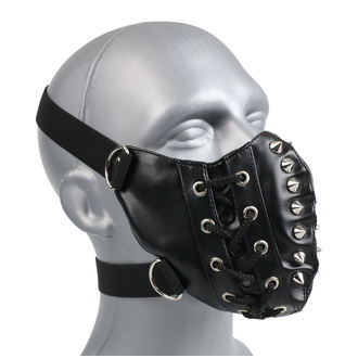 Mask POIZEN INDUSTRIES - CHAOS - BLACK, POIZEN INDUSTRIES