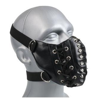 Mask POIZEN INDUSTRIES - CHAOS - BLACK - POI764