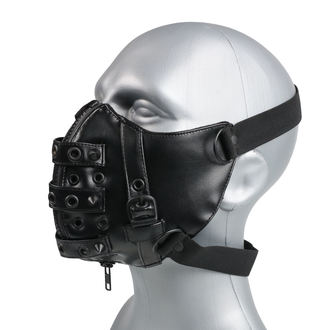 Mask POIZEN INDUSTRIES - CHOR - BLACK, POIZEN INDUSTRIES