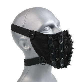Mask POIZEN INDUSTRIES - FATAL - BLACK, POIZEN INDUSTRIES