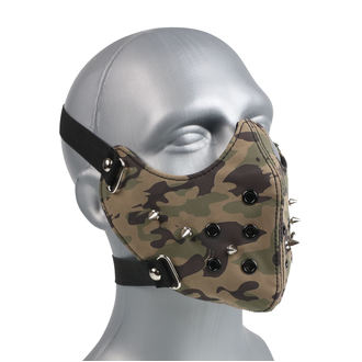 Mask POIZEN INDUSTRIES - OTTO - GREEN CAMO, POIZEN INDUSTRIES