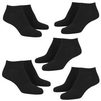 Socks (set of 5 pairs) URBAN CLASSICS - No Show, URBAN CLASSICS
