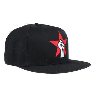 Cap Rage Against The Machine - Fist Logo - Black, NNM, Rage against the machine
