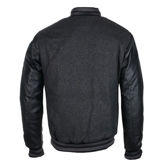 spring/fall jacket AC-DC - VARSITY - AMPLIFIED, AMPLIFIED, AC-DC