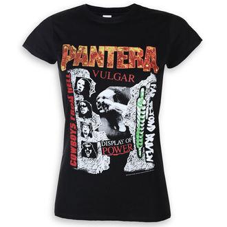 t-shirt metal women's Pantera - 3 Albums - ROCK OFF, ROCK OFF, Pantera