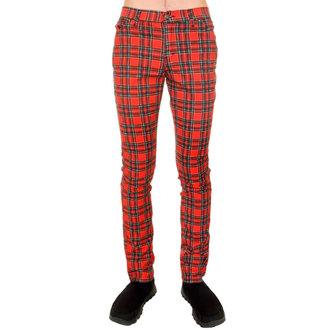 pants (unisex) 3RDAND56th - Tartan Skinny Jeans - Ud Tartan - JM1106