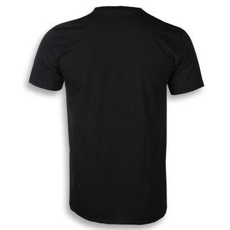 t-shirt metal men's Def Leppard - Vintage Circle - ROCK OFF, ROCK OFF, Def Leppard