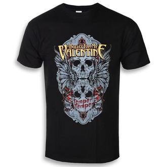 t-shirt metal men's Bullet For my Valentine - Winged Skull - ROCK OFF, ROCK OFF, Bullet For my Valentine