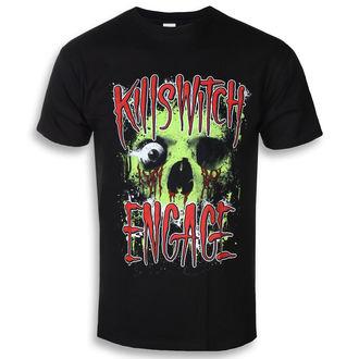 Metal T-Shirt men's Killswitch Engage - Skullyton - ROCK OFF - KSETS02MB