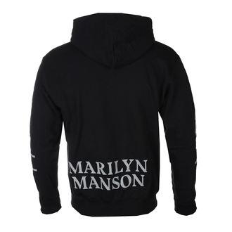 hoodie men's Marilyn Manson - Cross - ROCK OFF, ROCK OFF, Marilyn Manson