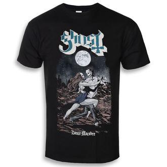 t-shirt metal men's Ghost - Dance Macabre Cover - ROCK OFF, ROCK OFF, Ghost