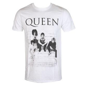 t-shirt metal men's Queen - Stairs - ROCK OFF, ROCK OFF, Queen