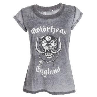 t-shirt metal men's Motörhead - England BO - ROCK OFF, ROCK OFF, Motörhead