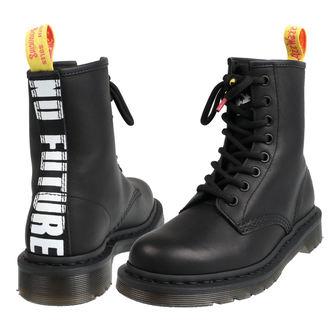 leather boots unisex Sex Pistols - Dr. Martens, Dr. Martens, Sex Pistols
