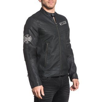 spring/fall jacket - Dual Piston - AFFLICTION, AFFLICTION