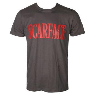 film t-shirt men's Scarface - Logo - HYBRIS, HYBRIS, Scarface
