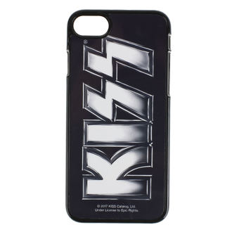 Cell phone cover (iphone 7) Kiss - Logo - HYBRIS, HYBRIS, Kiss
