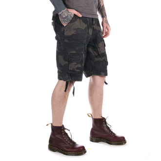 Men's shorts BRANDIT - Pure Vintage - 2017-darkcamo