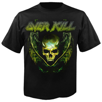 t-shirt metal men's Overkill - The wings of war - NUCLEAR BLAST - 27680_TS