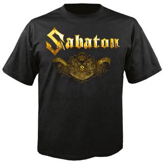 t-shirt metal men's Sabaton - Carolus rex platin - NUCLEAR BLAST - 27532_ TS