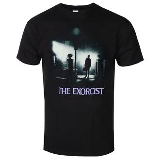 film t-shirt men's Exorcist - THE POSTER - PLASTIC HEAD - BILEXR00009