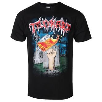 t-shirt metal men's Tankard - DIE WITH A BEER - PLASTIC HEAD - PH11505