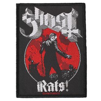 Patch Ghost - Rats - RAZAMATAZ - SP3004