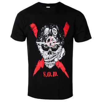 t-shirt metal men's S.O.D. - STORMTROOPERS OF DEATH - PLASTIC HEAD - PH11627
