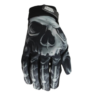 Gloves LETHAL THREAT - SKULL HAND - GL15004