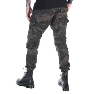 Men's trousers BRANDIT - Ray - 1018-darkcamo