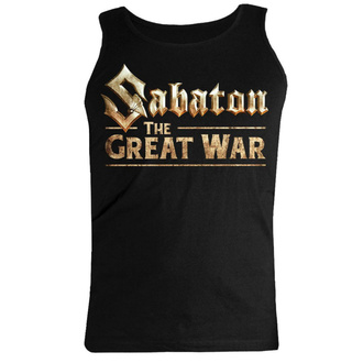 Men's tank top SABATON - The great war - NUCLEAR BLAST - 27972_TS